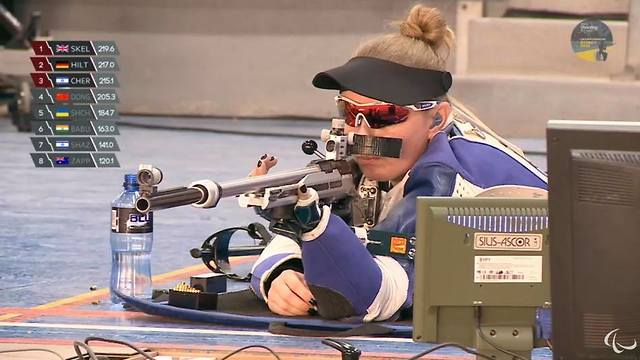 יוליה צ'רנוי (צילום מסך)