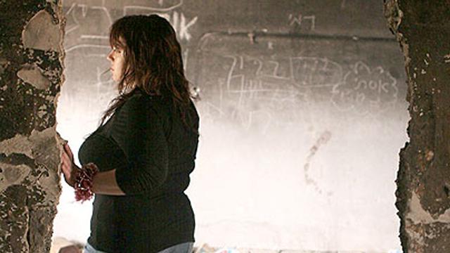 יעל גרימברג נאנסת אונס שומרת אונס שמרת (צילום: עמית מגל)