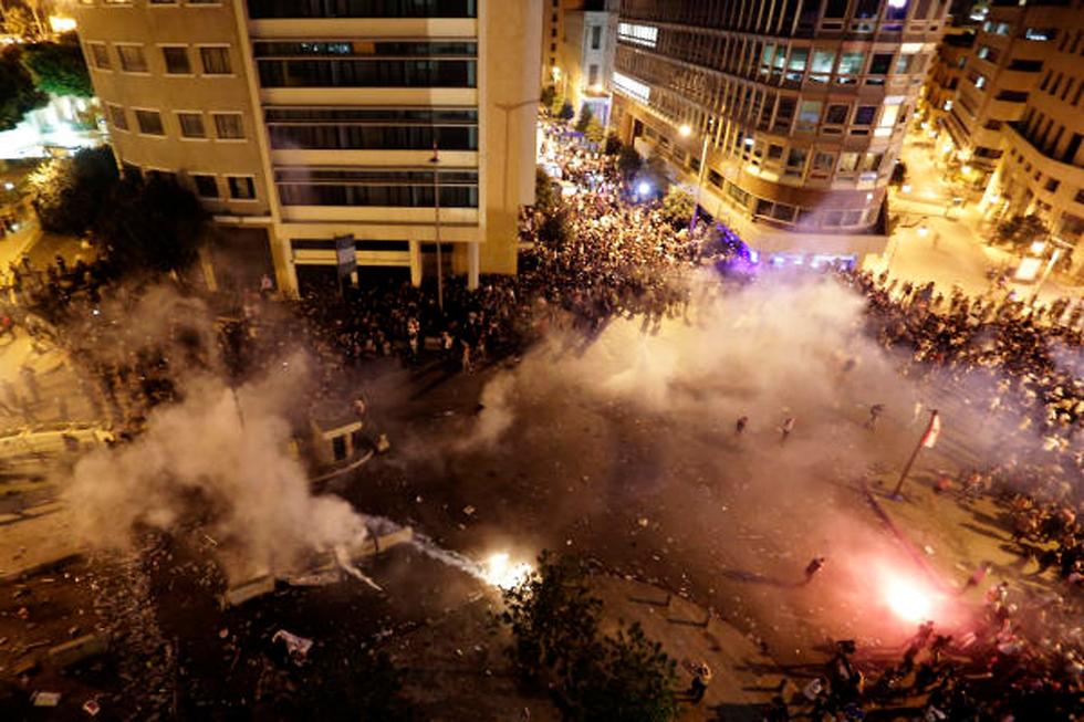 Бейрут. Фото: АР