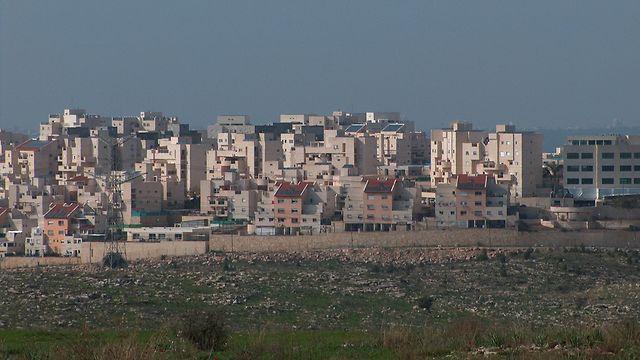 The city of Elad