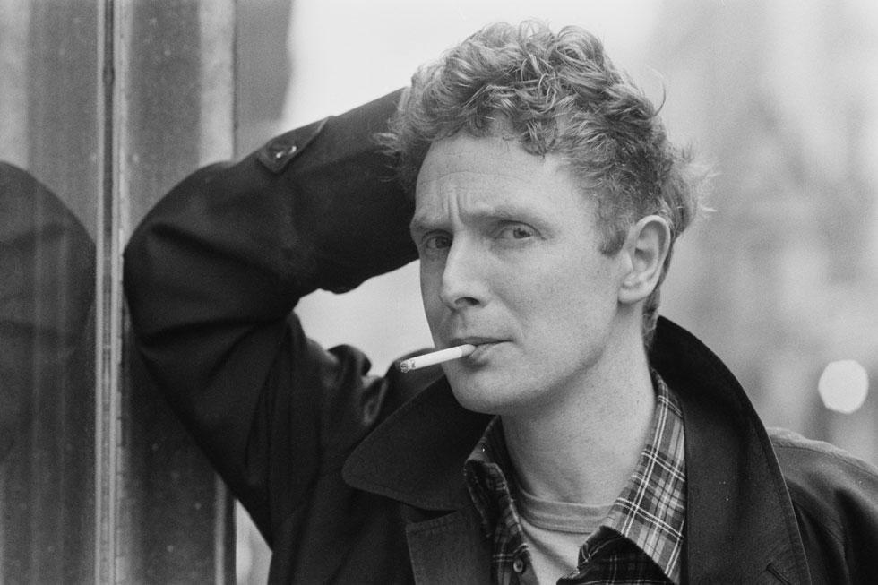 מלקולם מקלארן, 1980. איש רנסאנס אמיתי ששינה את העולם (צילום: Evening Standard/GettyimagesIL)