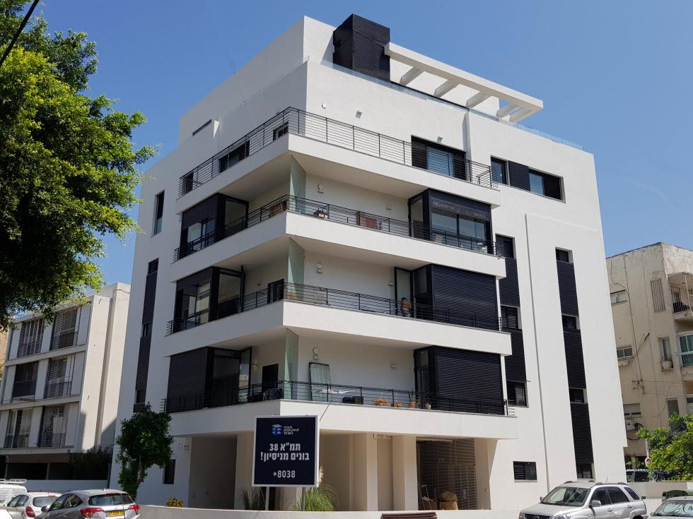 בקרוב לא רק בתל אביב התחדשות עירונית (צילום: באדיבות החברה לחיזוק מבנים)