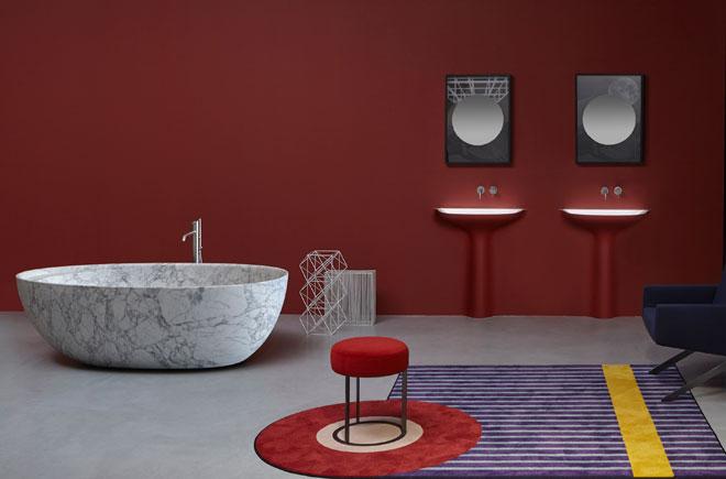יש אפילו שטיחים שמיועדים לחדרי הרחצה. HeziBank
