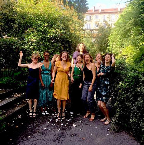 """""""הלקוחות שלי בניו יורק לא שונות מהלקוחות שלי בפריז ולא מהלקוחות שהיו לי בתל אביב"""" (צילום: Anne Willi)"""