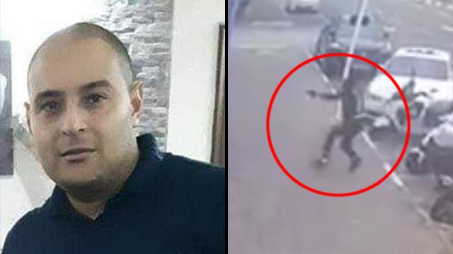 הנרצח תיסיר סאלם אלפאר ()