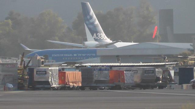 Самолет главы правительства