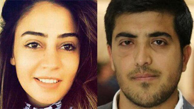 32-year-old Hiba Labadi and 29-year-old Abdul Rahman Miri