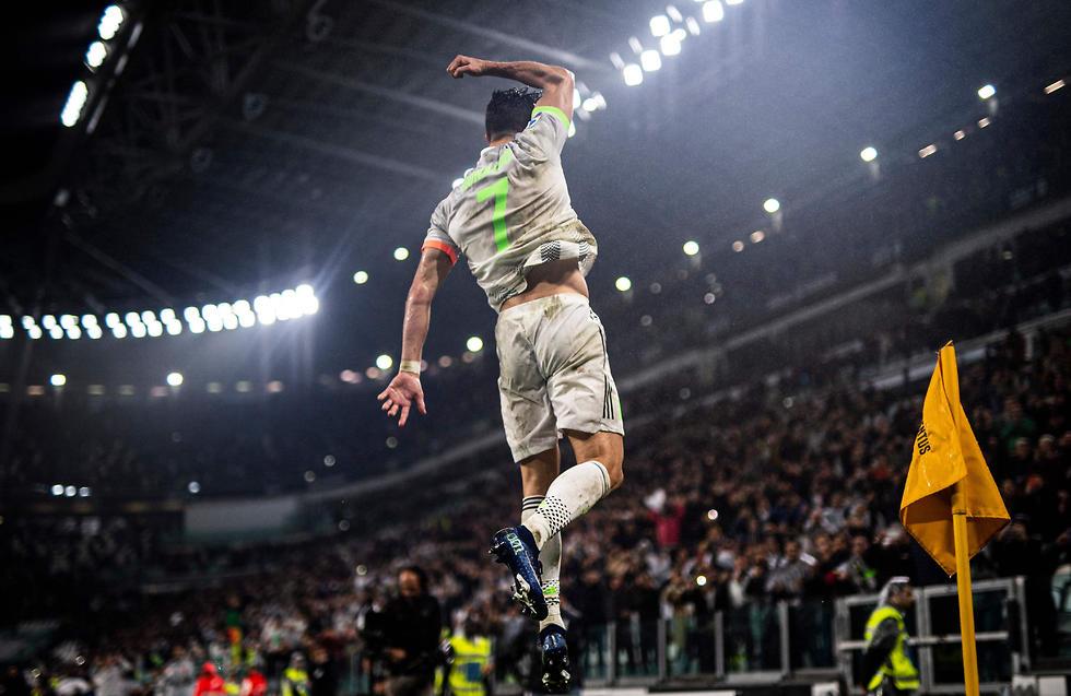 ליגה איטלקית (צילום: AFP)