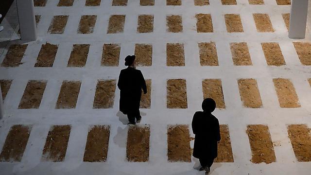 מנהרות עולם (צילום: יואב דודקביץ)