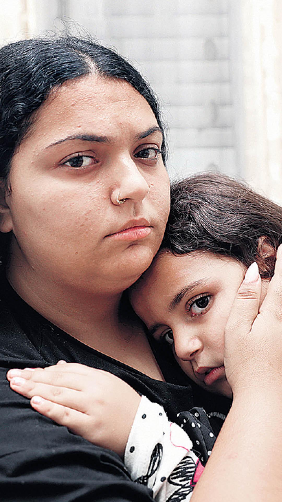 Сара Дахан и Тахель