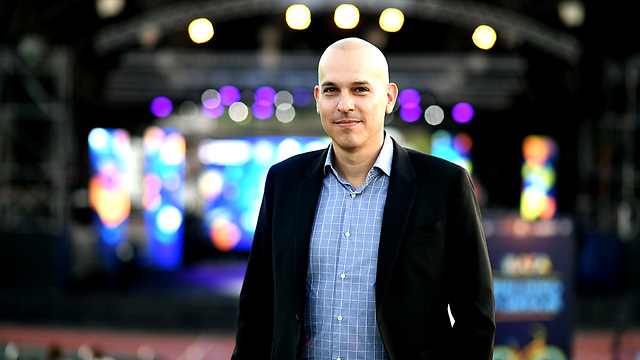 Masa acting CEO Ofer Gutman (Photo: Ran Biran)