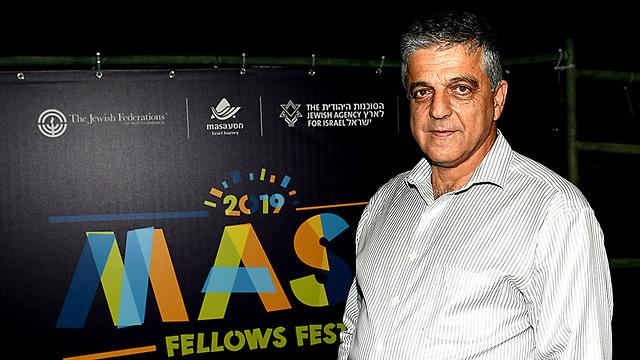 Masa Chairman Ilan Cohen (Photo: Ran Biran)