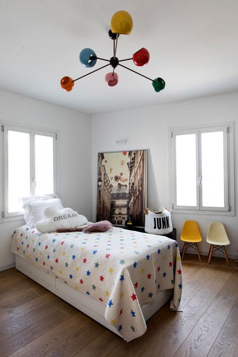 חדרים של הבנים (צילום: שירן כרמל)