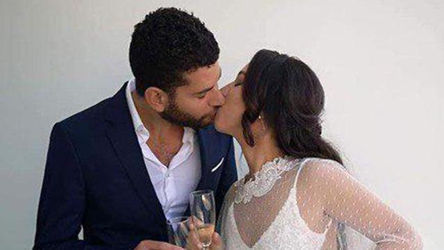 אופיר הרטוב ובת הזוג ()