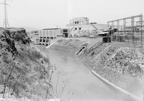 ללא זיהום פחם, נפט, גז או דיזל. רוטנברג חשב כבר אז על פתרונות טובים לסביבה (צילום: Library of Congress, Prints & Photographs Division, LC-DIG-matpc-11452)