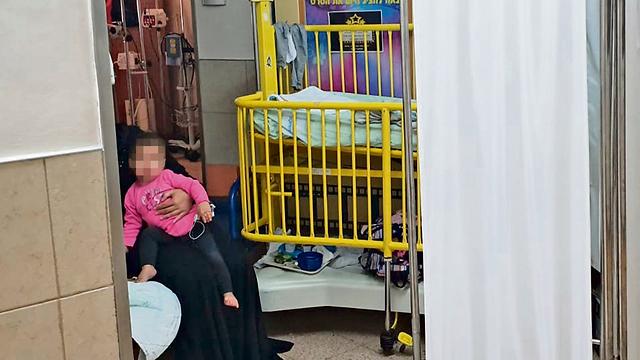 """Мама с дочкой в """"Сороке"""". Фото: Матан Цури"""