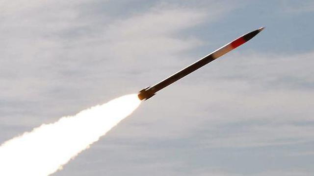 """Ракета """"Ромах"""". Фото: Elbit Systems"""