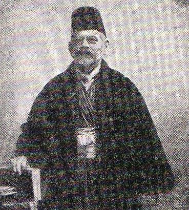Sarajevo Jewish historian Mose Rafael Attias