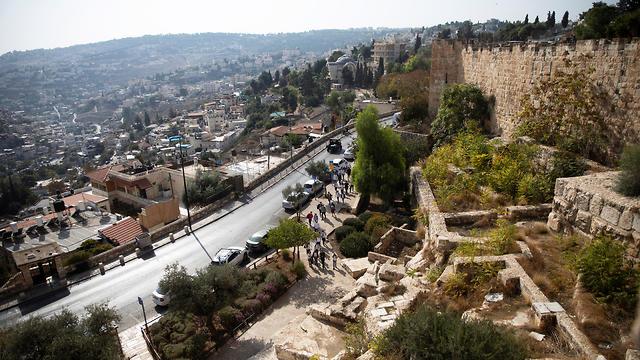 The Village of Silwan in East Jerusalem