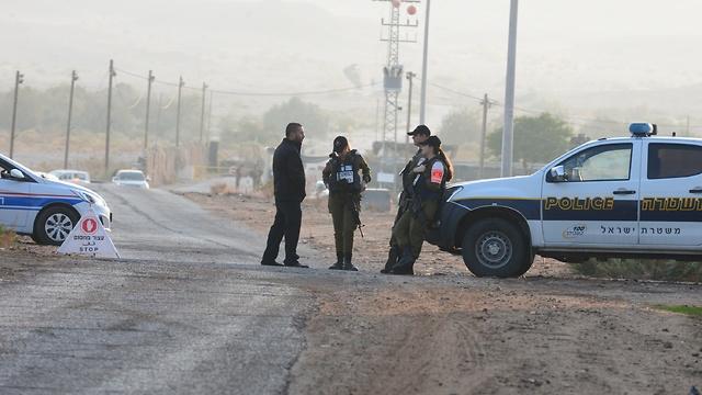 מעבר צופר בין ישראל ל ירדן החזרה ל ירדנים שטח צבאי סגור צה