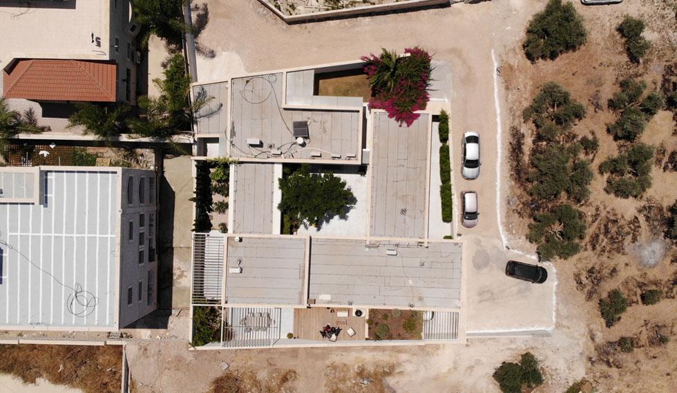מבט מלמעלה (צילום: עמר ג'בארין)