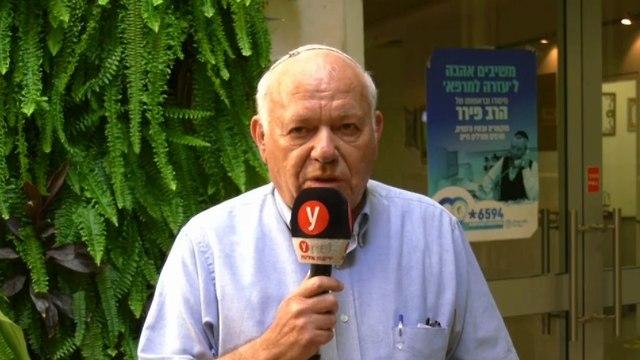 יונה טילמן, מקורבו של הרב ()