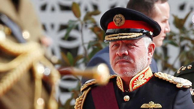 המלך עבדאללה (צילום: רויטרס)