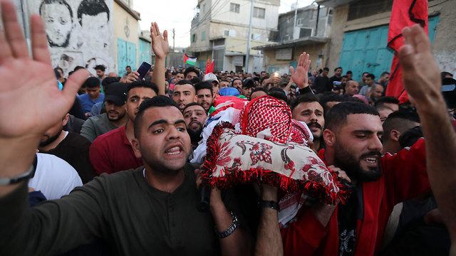 Funeral of Omar Badawi  (Photo: EPA)