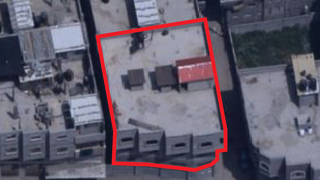 חיסול בהא אבו על עטא הג'יהאד האיסלאמי (צילום: דובר צה״ל)