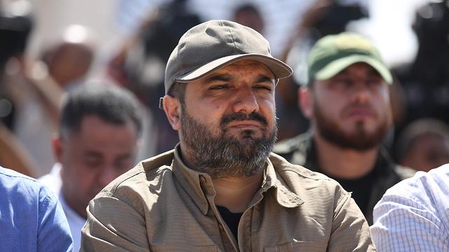 חיסול בהא אבו על עטא הג'יהאד האיסלאמי (צילום: AFP)