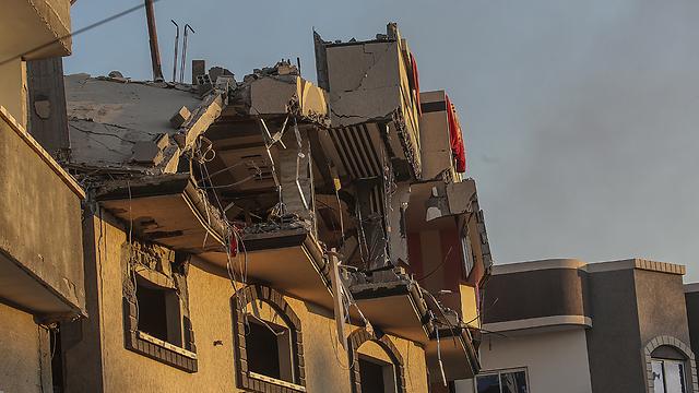 חיסול בהא אבו על עטא הג'יהאד האיסלאמי (צילום: EPA)