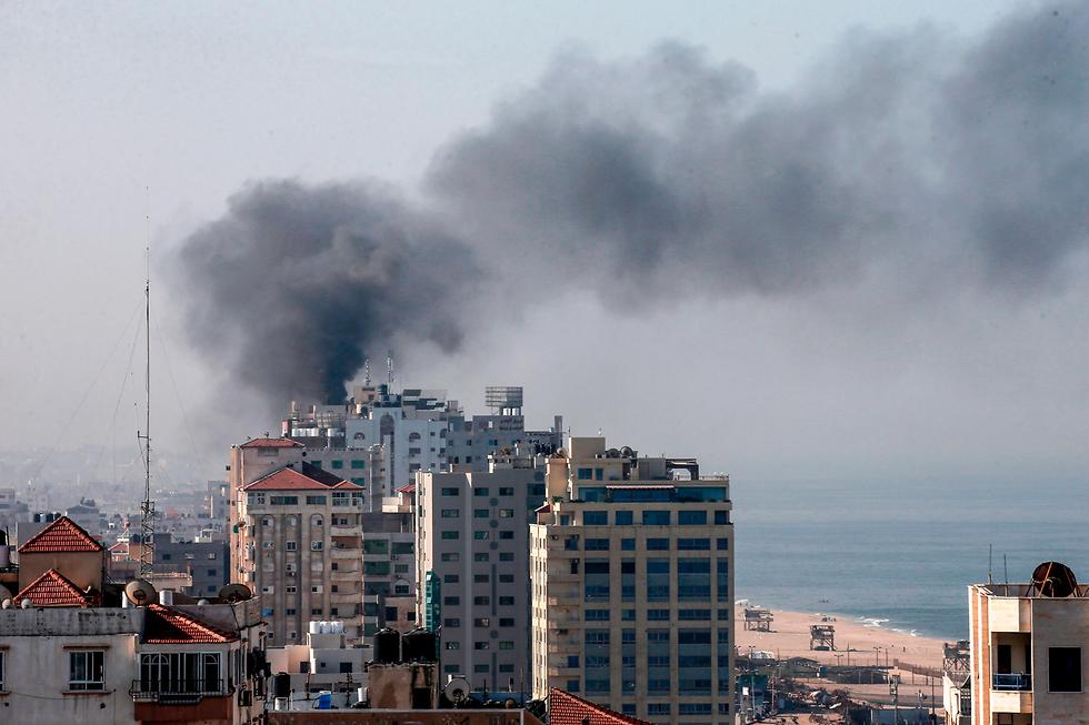 חיסול בהא אבו על עטא הג'יהאד האיסלאמי, תקיפת צה