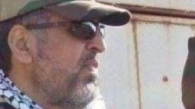 אכרם עג'ורי - ראש הזרוע הצבאית של הג'יהאד האיסלאמי ()