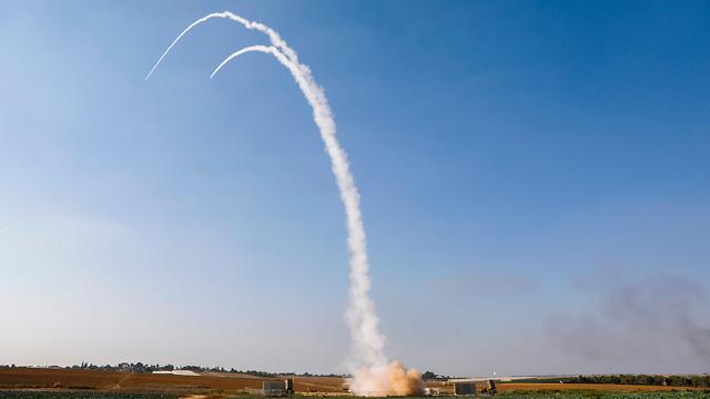 כיפת ברזל (צילום: AFP)