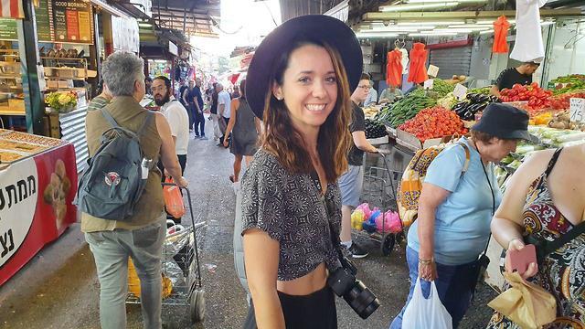 Dana from Germany (Photo: Asaf Kamer)