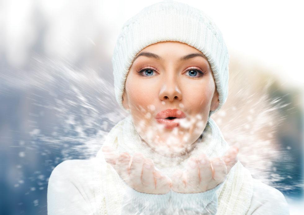 החורף הקצר בישראל הוא הזדמנות מצוינת לשפר את איכות עור הפנים שלך  (צילום: Shutterstock)