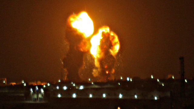 Israeli strikes in Gaza  (Photo: AFP)
