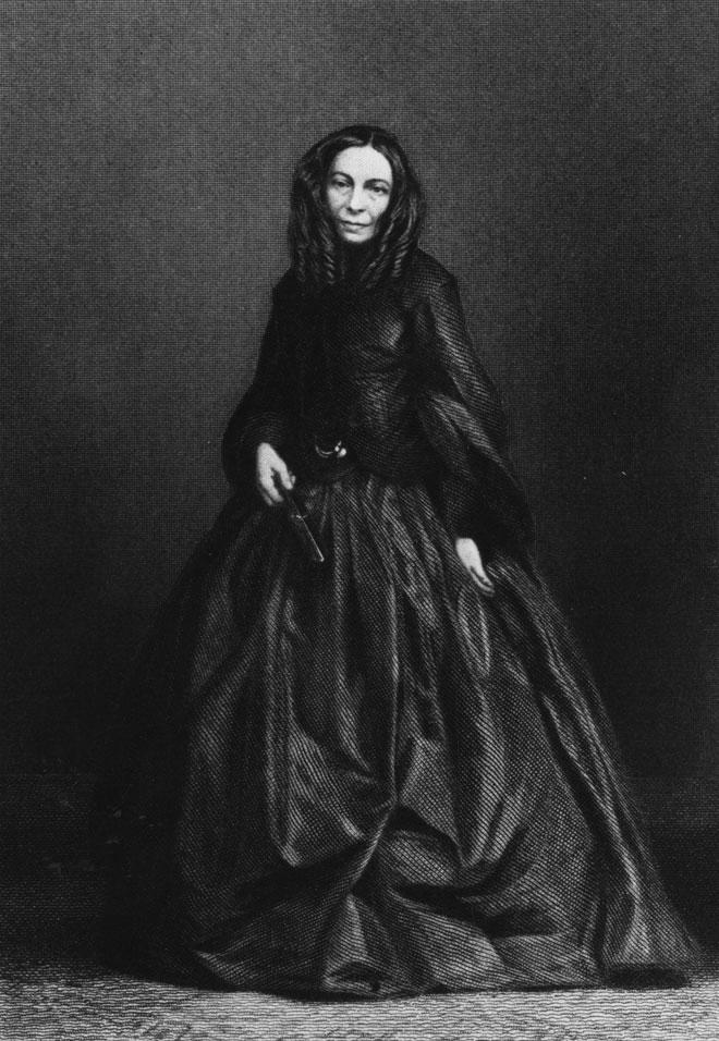 יש שסברו שמחלותיה נבעו מהמורא שהטיל עליה אביה  (צילום: Hulton Archive/GettyimagesIL)