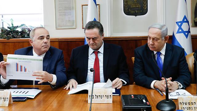 ישיבת ממשלה (צילום: אוהד צויגנברג)