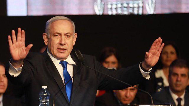Prime Minister Benjamin Netanyahu (Photo: Tal Shahar)