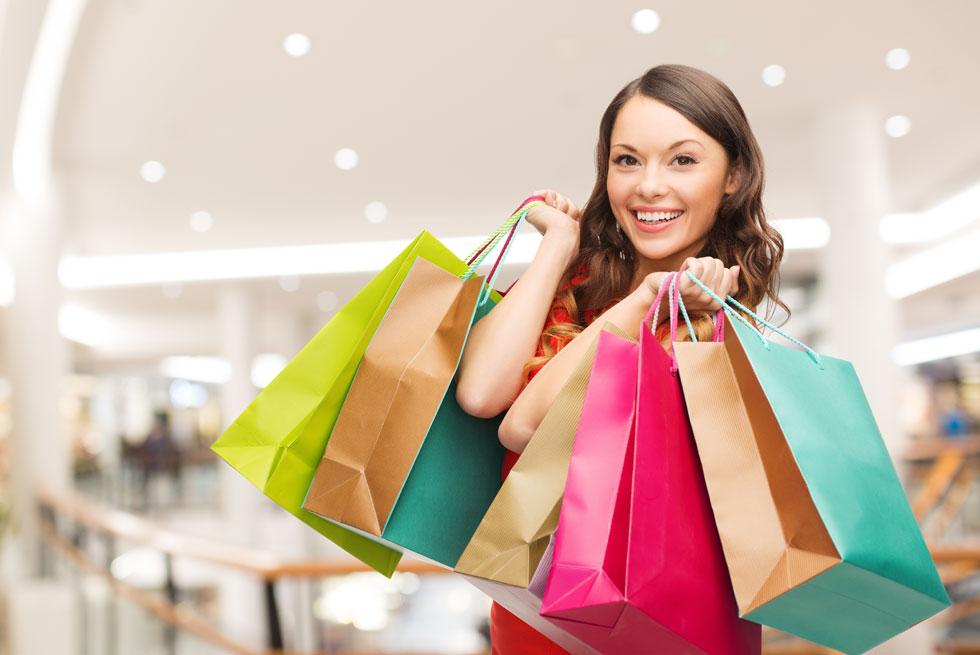 זה בסדר להתפרע בקניות - גלו מה הסימנים האמיתיים שמעידים כי יש לכם בעיה (צילום: Shutterstock)