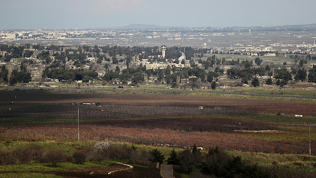 The Golan Heights (Photo: Reuters)