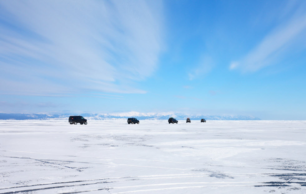 לחצות בנהיגת שטח את פינלנד - שבדיה והפיורדים של נורבגיה  (צילום: Katvic)