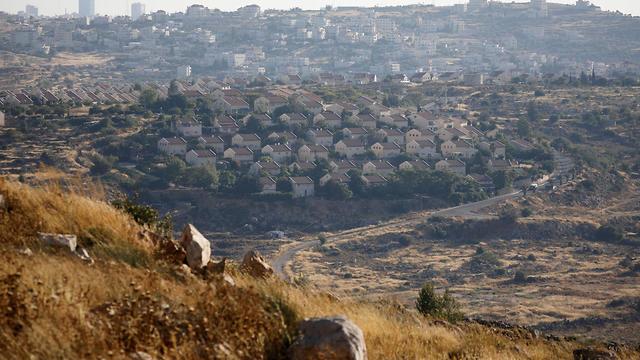 Israeli settlements in Palestinian territory