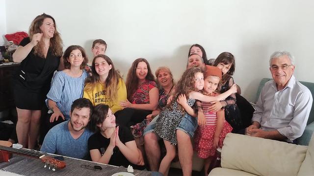 משפחת איילון (צילום: אלבום פרטי)