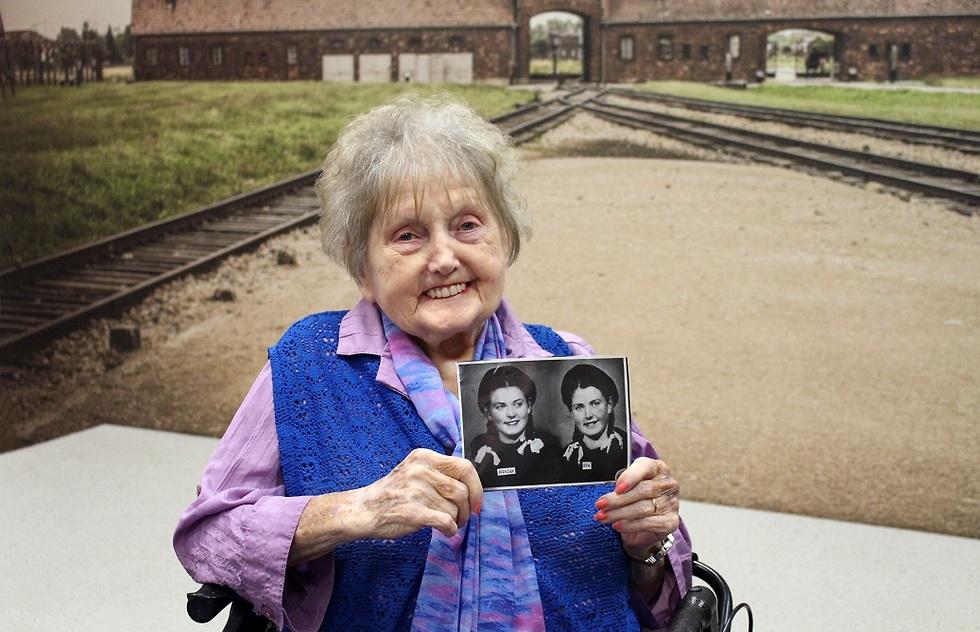 מתוך Humans of the Holocaust (צילום: ארז כגנוביץ' )