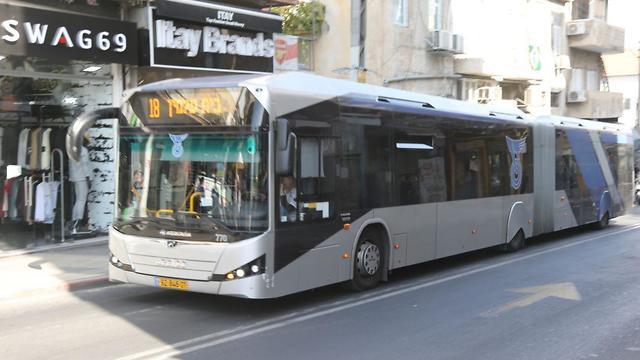 Автобус. Фото: Моти Кимхи