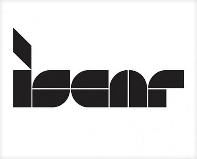 הלוגו של ישקר (איור: דן ריזינגר, באדיבות מכון שנקר לתיעוד וחקר העיצוב בישראל)