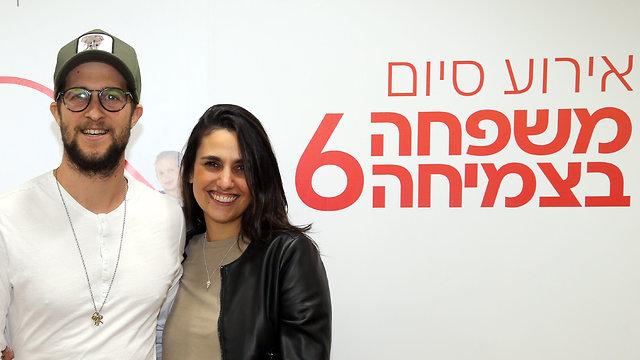 משפחה בצמיחה דידי רבינוביץ' דניאל רבינוביץ' (יריב כץ)
