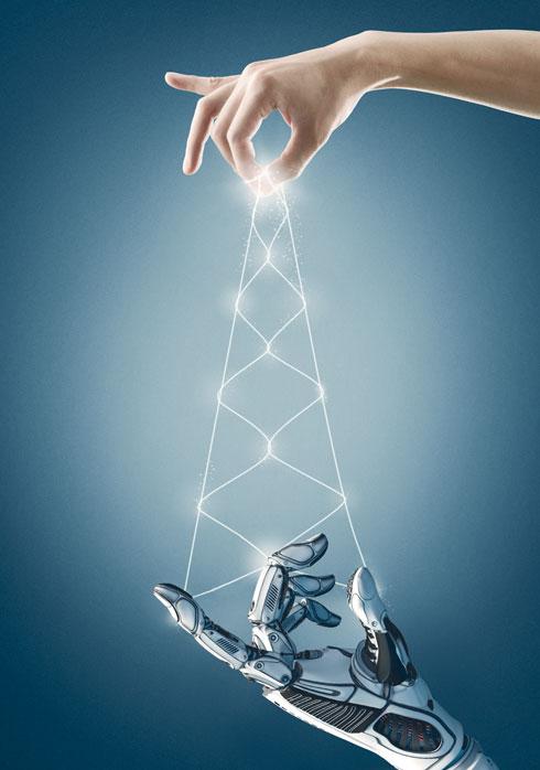 עתיד הבריאות שלנו טמון למעשה בשלוש טכנולוגיות מרכזיות: חיבור מוח-מחשב, עריכה גנטית ובינה מלאכותית (צילום: GettyimagesIL)